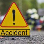 मोटरसाइकल दुर्घटनामा एक जनाकाे मृत्यु