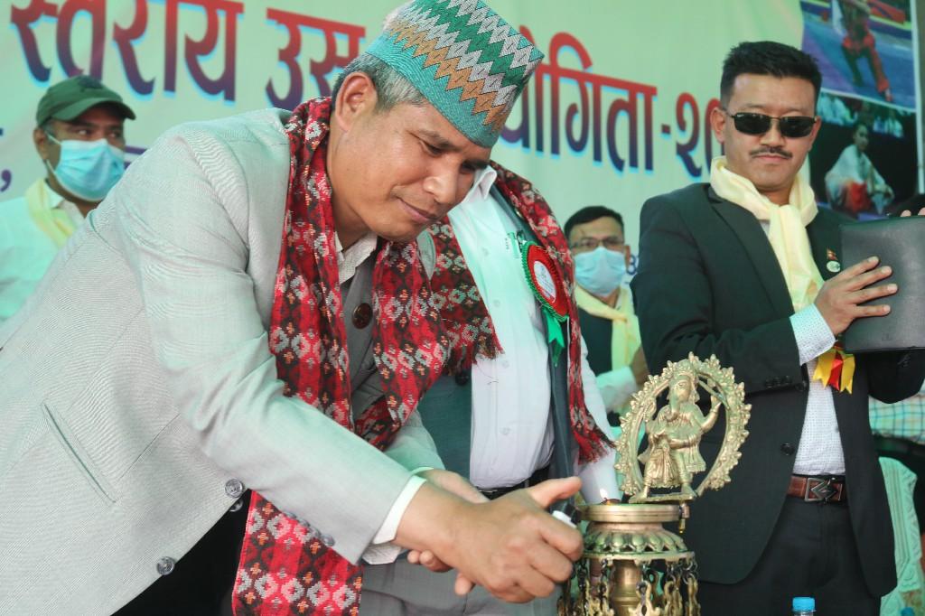 समृद्ध नेपाल सुखि नेपालीको महाअभियानमा हामीलागेका छौ , माननिय राना