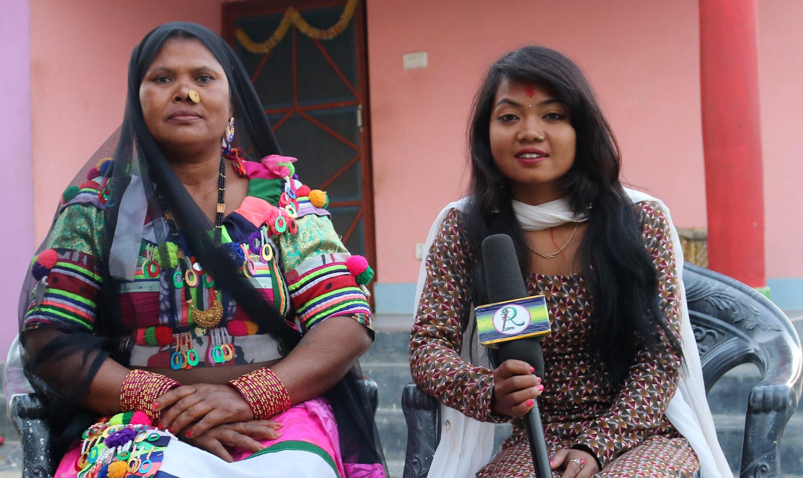 कमला रानाके अवाजमे मिठी व्याहक गित