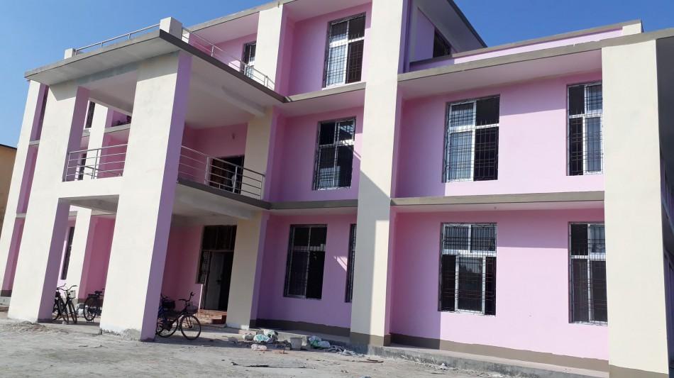 जिल्ला सरकारी वकिलको भवन निर्माण अवधिभन्दा ६ महिना पहिलै सम्पन्न