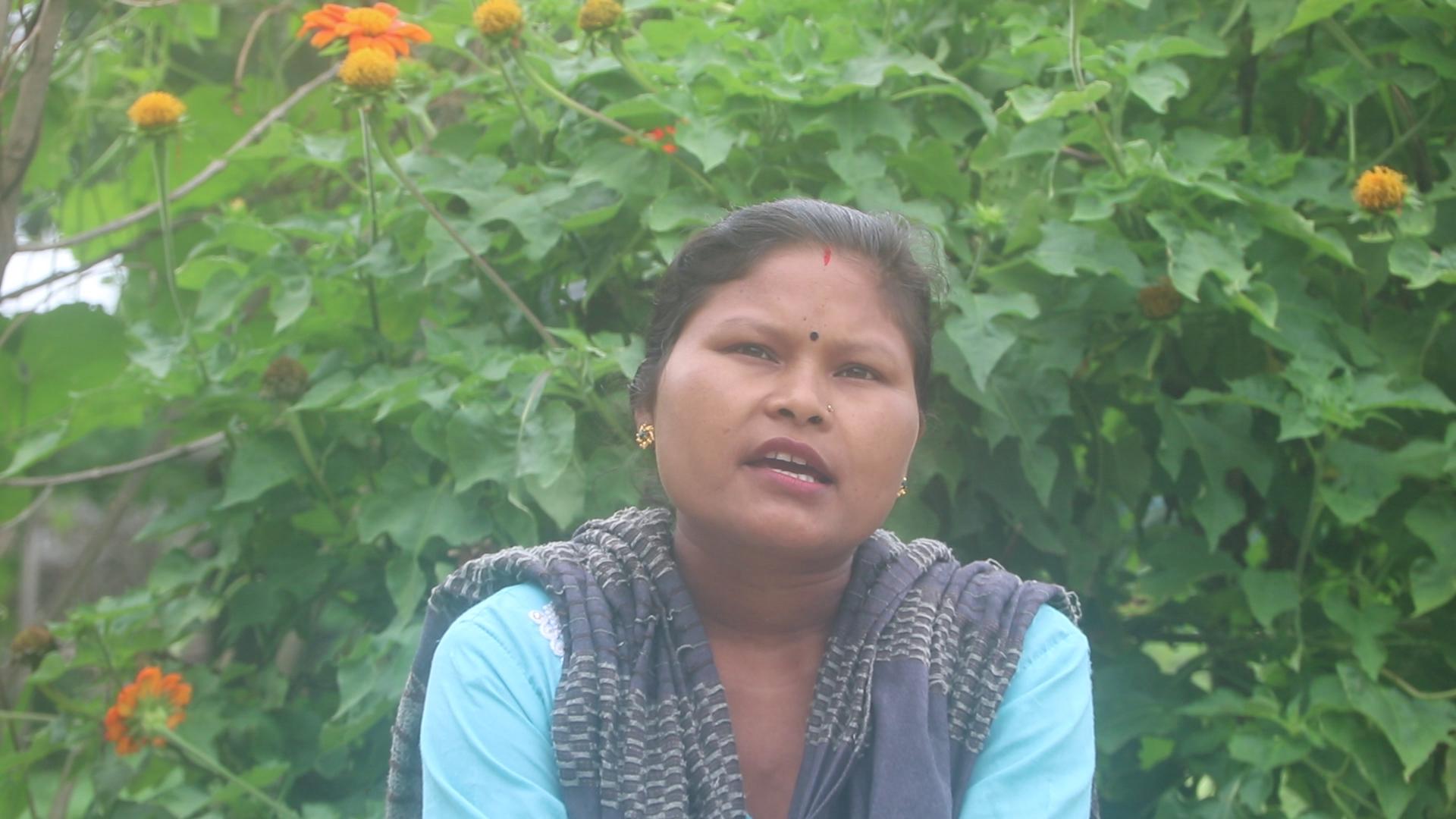 नब गायिका सत्यवति रानाके अवाजमे तिजकि मिठी गित