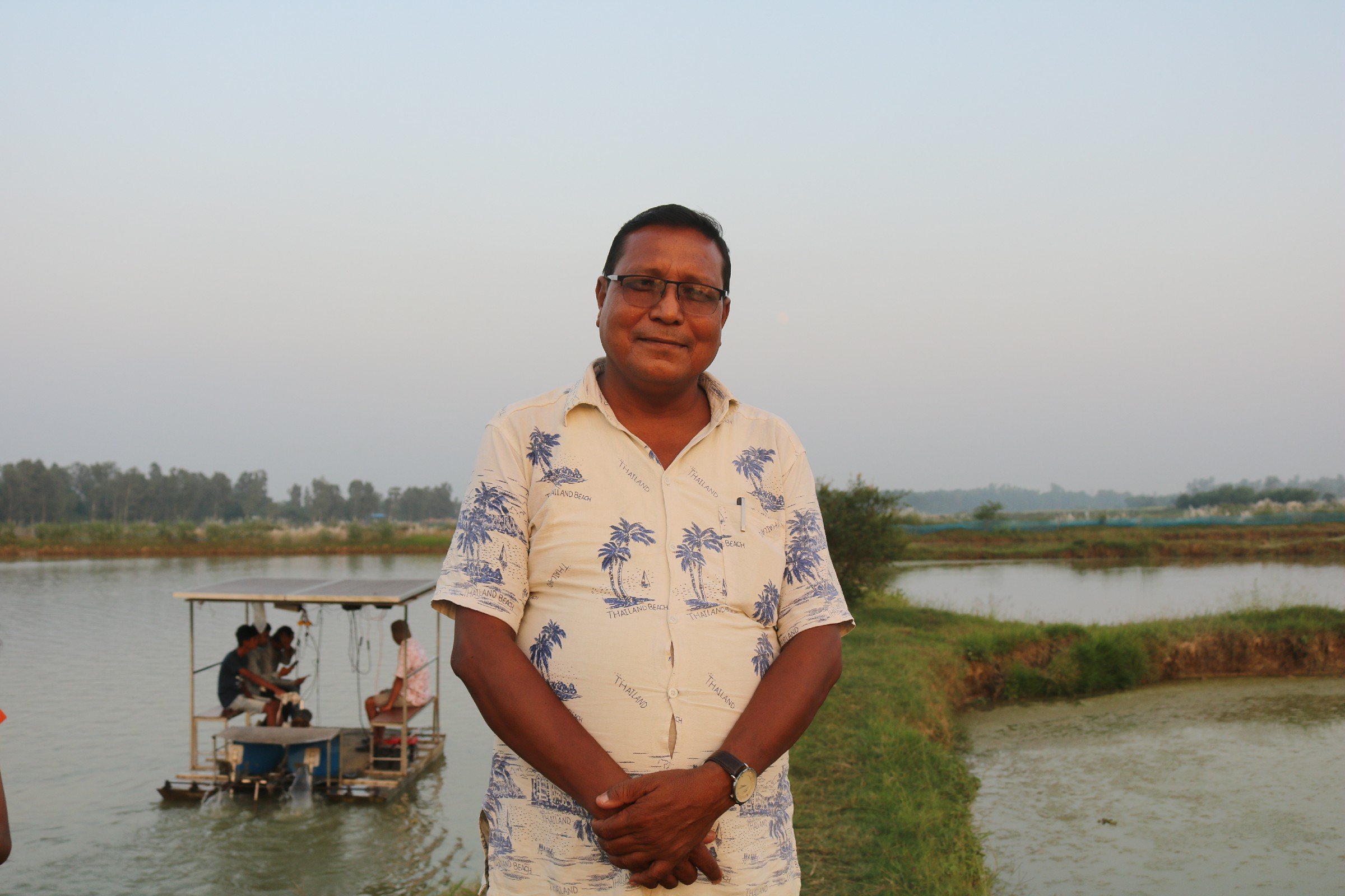 कृषक सोबरन राना, गल्लाव्यापारी हुदै मतस्य पालनमा ख्याति प्राप्त