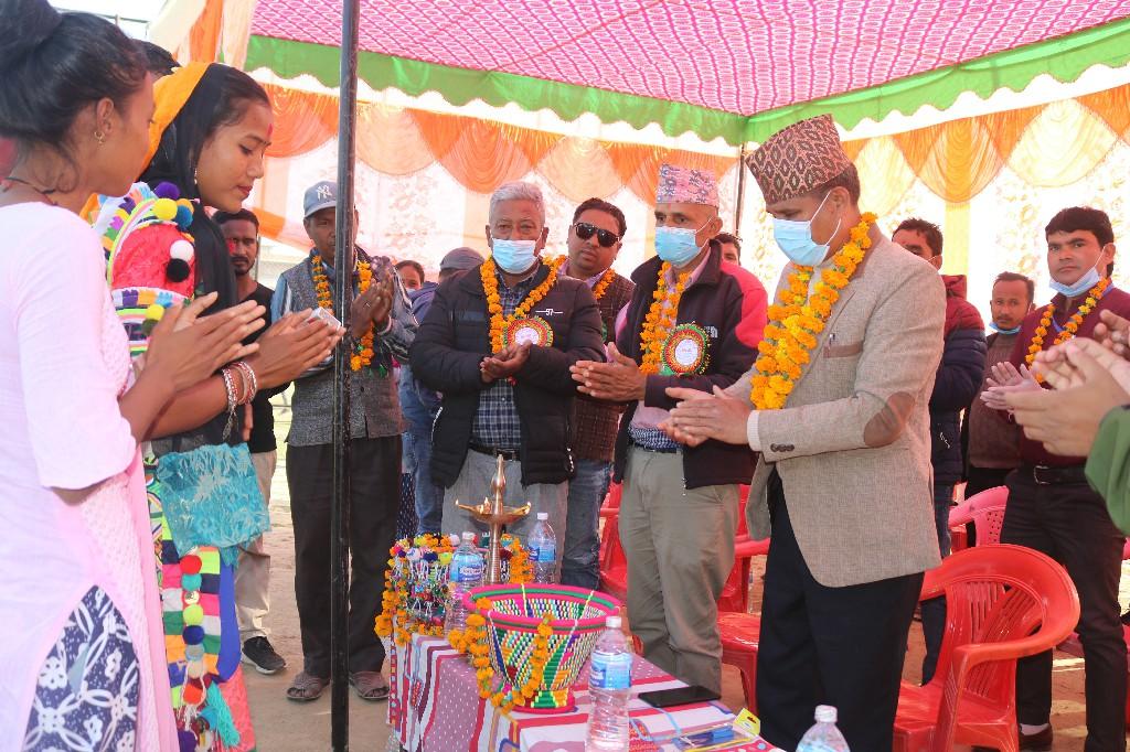 सघनसहरी कार्यक्रम अन्तरगत हामीले धनगढी सहरलाई छान्यौ,साँसद रानाले
