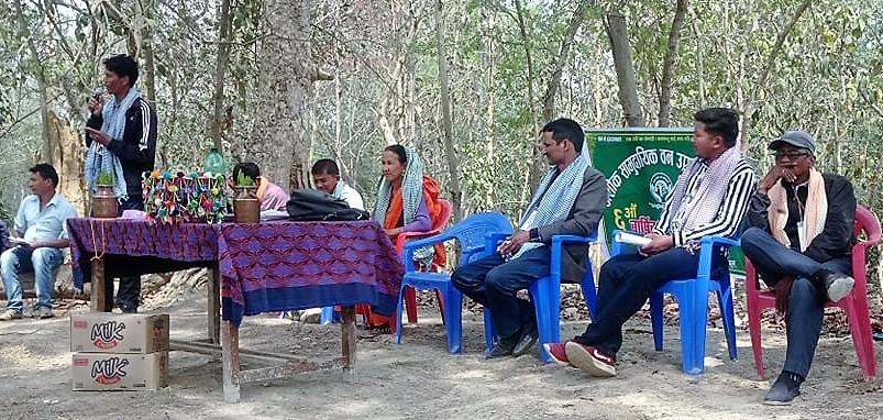 अशोक सामुदायिक वन उपभोक्ता समुहको छैठौँ बार्षिक सधारण सभा