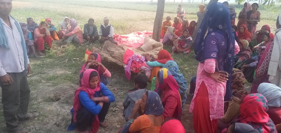 भारतमे एक २२ बर्षिय नेपाली महिलाके ब'ल'त'कार करके हत्या