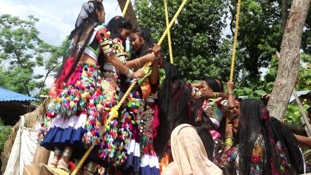 कञ्चनपुरमा भब्यरुपमा मनाउने 'तिज' पर्व