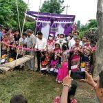 रानाथारू सामुदायमा तिजको रोनक, गाउँ-गाउँमा तिजको चहलपहल बढदै