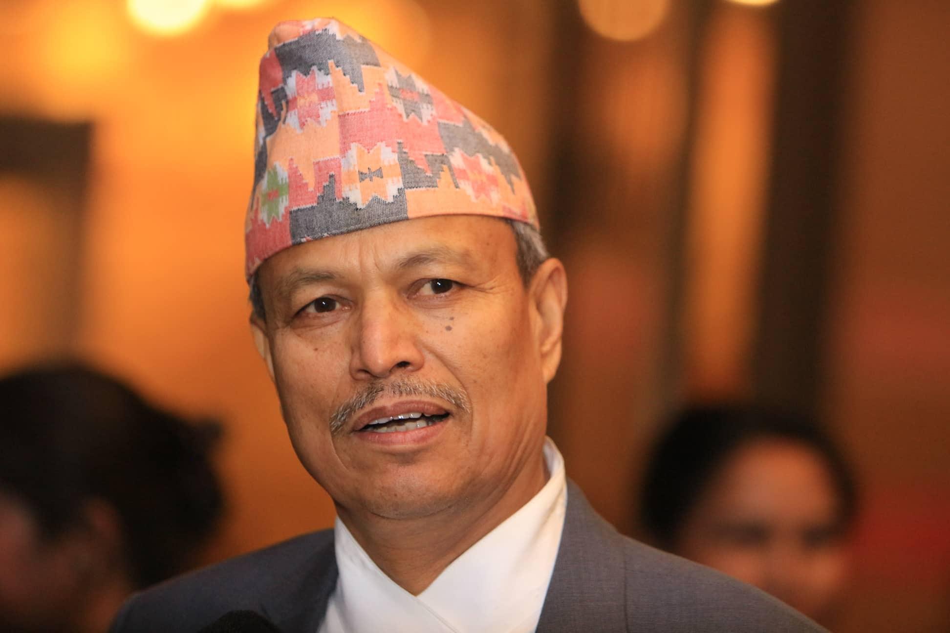 नेकपा एमालेक उपाध्यक्ष भीम रावल प्रतिनिधि सभा सदस्यसे राजीनामा
