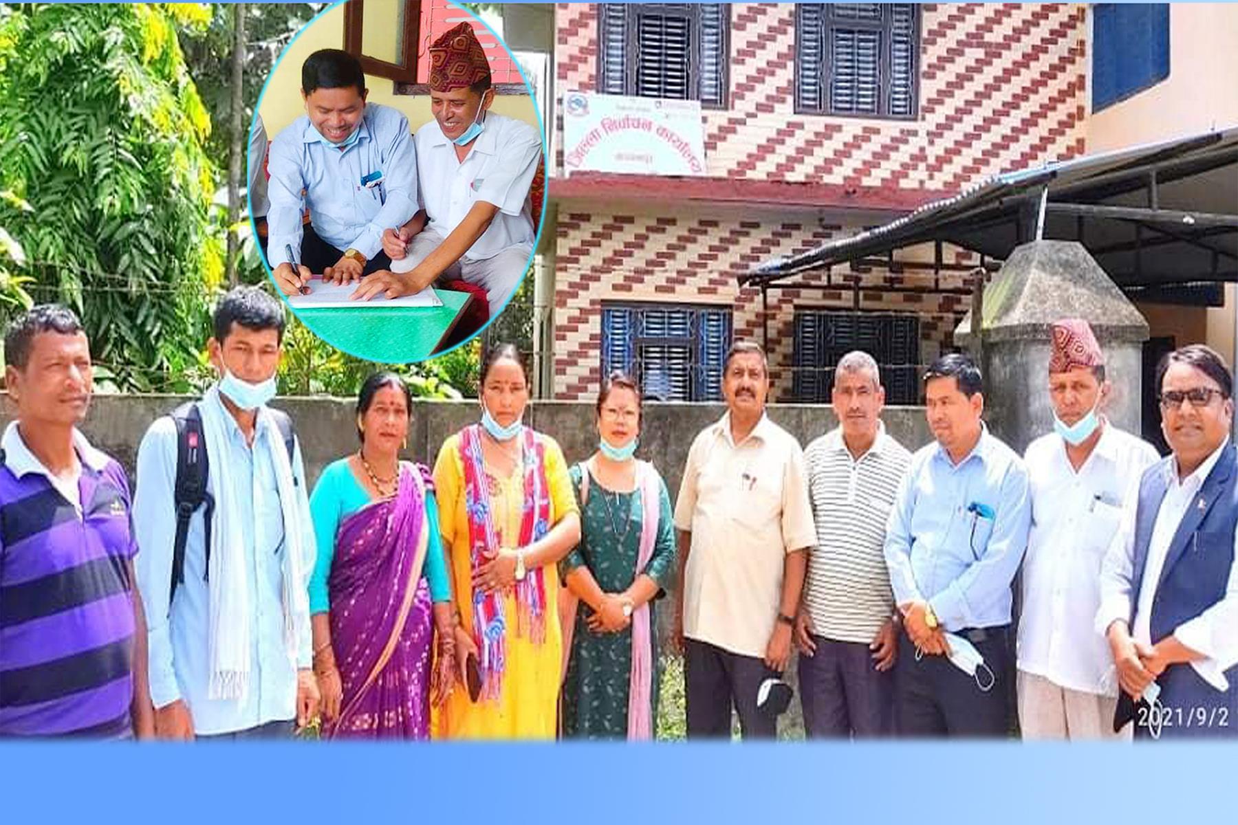 कञ्चनपुरका  जनप्रतिनिधि समाजवादी राेज्दै